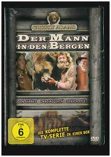 Der Mann  in den Bergen-Die kompl. TV-Serie (10er Box) DVD