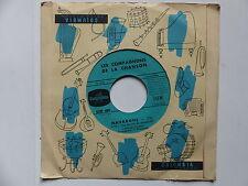 COMPAGNONS DE LA CHANSON Navarone / la marmite SCRF 489 JUKE BOX
