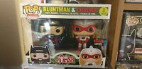 Funko Pop! Bluntman And Chronic nycc shared exclusive preorder