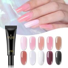 BORN PRETTY 20ml Finger Extension Gel Crystal Builder UV Gel Nail Art Varnish