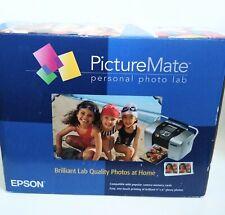 New Epson PictureMate Deluxe Personal Photo Lab printer C618001