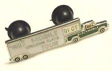 Quack Mobile Sporting Clays Tour 91 CT Truck Trailer Pinback Pin Souvenir