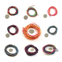 MULTI COLOUR WAXED COTTON CORD 1mm/1.5mm /2mm BRACELET MAKING JEWELLERY STRING