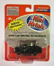 Classic Metal Works 1954 Ford F-350 Utility Truck  HO-1/87th New! 30213
