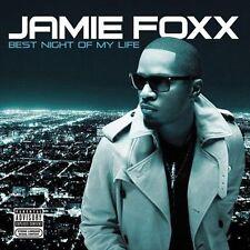 Best Night of My Life [PA] by Jamie Foxx (CD, Dec-2010, J Records)