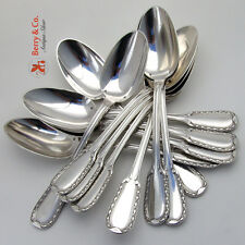 Suffren Tablespoons 12 Puiforcat 950 Sterling Silver