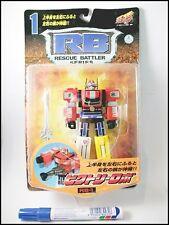 Bandai Power Rangers Gogo Five V Rescue Battler RB-1 Victory Robo Figure