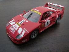 Detail Cars Ferrari F40 Racing GT, rot, #1, 1:43, TOP!
