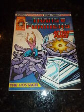 The TRANSFORMERS & ACTION FORCE Comic - No 158 - Date 26/03/1988 - UK Comic