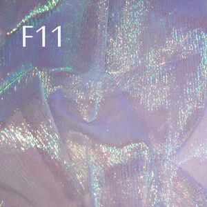 Fxx Fancy Crinkle Organza Drapping Party Decoration Gift Bag's Fabric Material