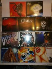 MAUSOLEUM RECORDS 11 CD DIGIPAK LOT FACTORY SEALED NEW 2012 Mausoleum Belgium