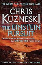 Chris Kuzneski, The Einstein Pursuit (Payne & Jones 8), Very Good, Paperback