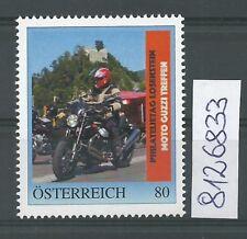 Österreich  personalisierte Marke Philatelietag LOSENSTEIN 8126833 **