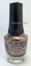 Morgan Taylor Nail Polish: (No Way Rose) .5oz # 50073