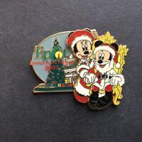 Epcot Holidays Around the World 2007 DVC Mickey Minnie Santa LE Disney Pin 58545