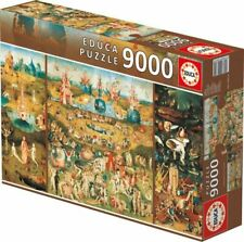Educa El Jardín de las Delicias 9000 Piezas Puzzle