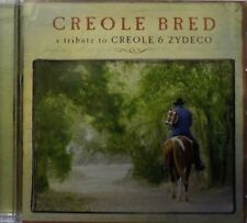 CREOLE BRED a tribute to créole & zydéco - CD CAJUN