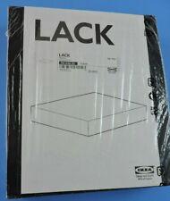 "Ikea LACK 11 3/4"" x 10 1/4"" Black Floating Shelf New Sealed Original Packaging"
