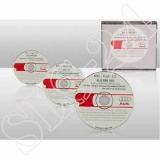 AUDI Update Software CD V 5570 MMI 2G High A6 4F A8 4E Q7 4L Version + Anleitung