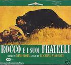 CD ♫ Compact disc «ROCCO E I SUOI FRATELLI» di Nino Rota by L.Visconti Digipack