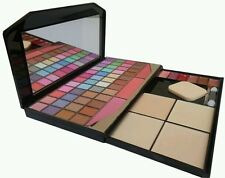 T.Y.A-590 .PALETTE EYESHADOW 48 COLOR  3 BLUSHER 4 FACE POWDER & 6 LIPCOLOR