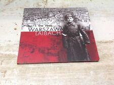 LAIBACH  WARSZAWA 1 VIII 1944 LIMITED EDITION RARE POLISH CD / Death In June
