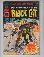 Black Cat 63 VG+ (4.5) 10/63 Harvey Comics! Giant issue!