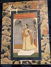 MARG magazine INDIA vol. 50, no. 1 (September 1998), Pahari Painting