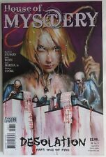 2011 HOUSE OF MYSTERY #36  -  VF                     (INV11633)