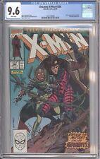 Uncanny X-Men #266 CGC 9.6 WP - 1st Gambit (Remy LeBeau) - Andy Kubert Cover Art