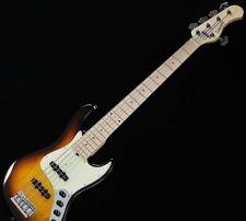 New Sadowsky Guitars Metro Series MV5 59 Burst Electric Bass Guitar From Japan