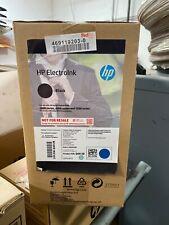 HP Q4012B - 10 Cans - ElectroInk BLACK for HP IndIgo 3000 / 4000 / 5000 -GENUINE