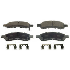 Advance QC1169A Disc Brake Pad - ThermoQuiet, Front