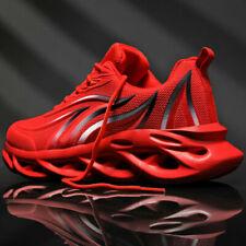 Мужские спортивные кроссовки мода на открытом воздухе, повседневная, бег, ходьба теннисные туфли тренажерный зал