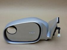 04-06 SUZUKI GRAN VITARA LEFT DRIVER SIDE DOOR POWER REARVIEW MIRROR SILVER OEM