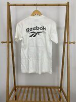 VTG Reebok Big Logo Labor Day Shoot Out Single Stitch T-Shirt Size M