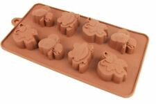 REDUCED: Frogs, Bees & Butterflys Silicone Mould