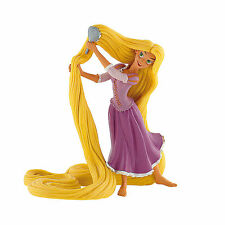 Disney S Rapunzel With Comb Figure by Bullyland 12418
