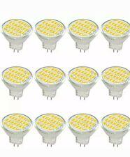 MR11 GU4 LED Bulb Light Lights Warm White DC/AC 12V, 3W, 30W Halogen Equivalent,