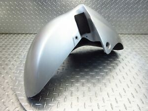Silver e781 Sachs Madass Scooter Front Fender