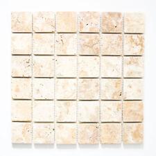 Marmor Mosaik Gold Antique Travertine WC Küche Fliesenspiegel WB43-51048|1 Matte