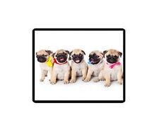 CERBIATTO Pug Puppies PC COMPUTER PHOTO MOUSEMAT-Cane Animale Pet Amante REGALO