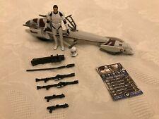 Star Wars BARC Speeder with Clone Trooper Action Figure Movie Heroes Hasbro 2012