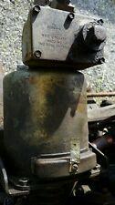 1956 cadillac brake booster and master cyl
