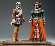 LE CIMIER : HENRI IV et MARIE DE MEDICIS (KIT)