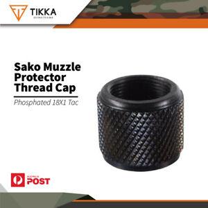 Tikka Sako 18X1 Tac Muzzle Protector Thread Cap #s574T405