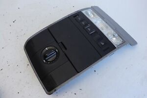 Porsche Cayenne S 955 9PA 2004 Interior Roof Light Switch Unit J139