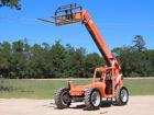 2013 JLG Skytrak 8042 8,000 lbs Telescopic Reach Forklift Aux Hyd 8K bidadoo