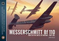 Messerschmitt Bf110 Units in the Battle of Britain Part 1