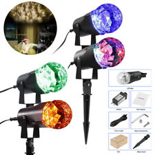 LED Projector Light Outdoor Laser Spotlight For Party Xmas Halloween Holiday WF